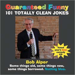 Guaranteed Funny CD